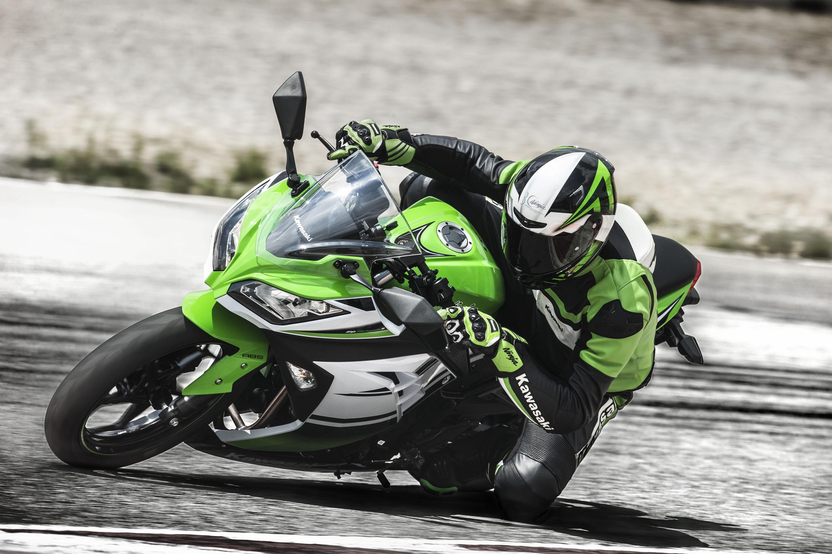 Kawasaki Ninja 300 Road Test Bike Routes