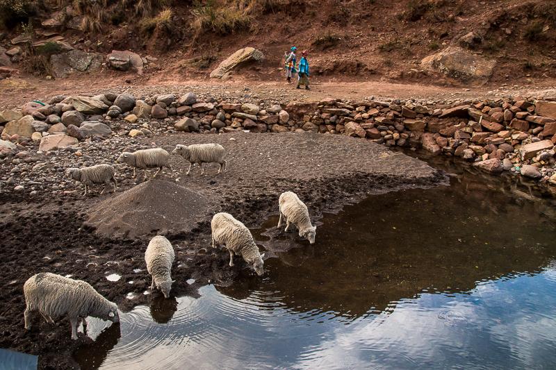 Merataleng River Lesotho
