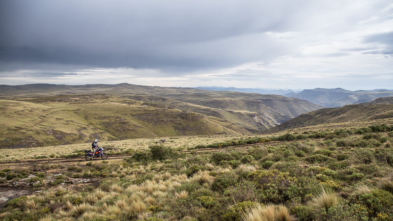 Tiffindell Tenahead Traverse, Eastern Cape