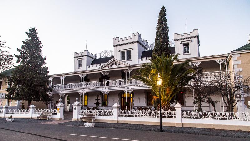 Matjies Motel, Matjiesfontein