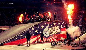 The end of Nitro Circus Joburg 2017